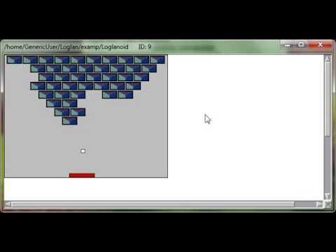 Prosta gra stworzona w języku Loglan'82.