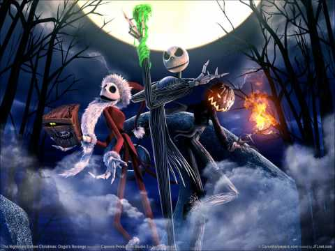 Danny Elfman - This is Halloween (Halloween songs 2012) (Nightmare Before Christmas)