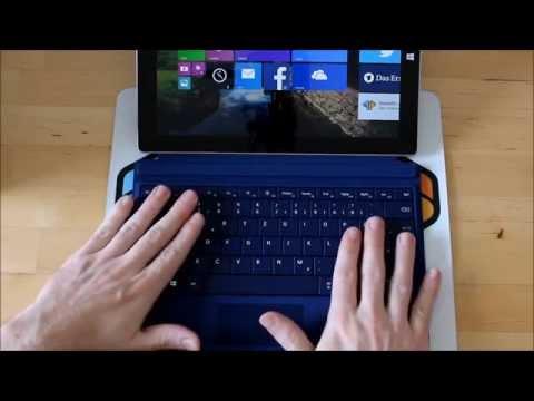 Microsoft Surface 3 im Hands On [deutsch]
