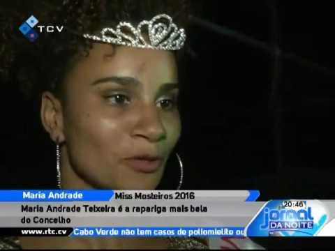 Miss Mosteiros 2016