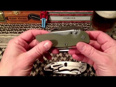 Top 5 (Primary) EDC Knives, 28FEB2014