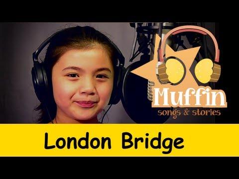 Muffin Songs – London Bridge is falling down Tekerlemeler ve İngilizce Çocuk Şarkıları
