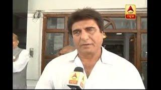 BSP candidate Bhimrao Ambedkar will win, claims Raj Babbar - ABPNEWSTV