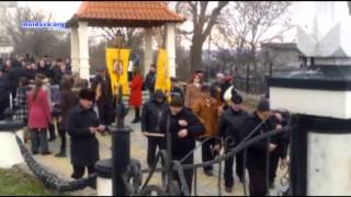Corjova: miliția transnistreană, deranjată de drapelul moldovenesc
