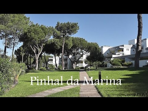 ALGARVE: Pinhal da Marina, resort in Vilamoura (Portugal) HD