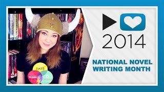 NANOWRIMO | PROJECT FOR AWESOME 2014