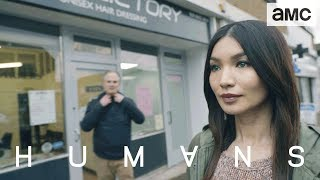 'Mia & Joe's Challenges' Inside Ep. 303 BTS | HUMANS - AMC