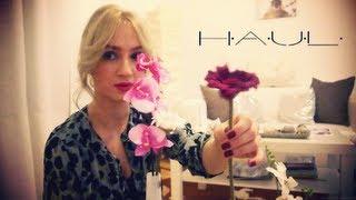 RomanceofColours – Haul – Ikea, Muji, Primark, Mango, H&M…