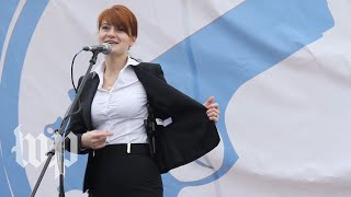 Who is Maria Butina? - WASHINGTONPOST