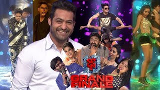 DHEE 10 Grand Finale - Dhee 10 Latest Promo - 11th July 2018 - Young Tiger NTR -  Priyamani, Sekhar - MALLEMALATV