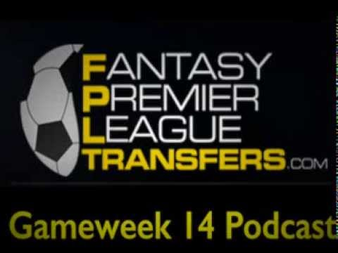 Gameweek 14 Podcast