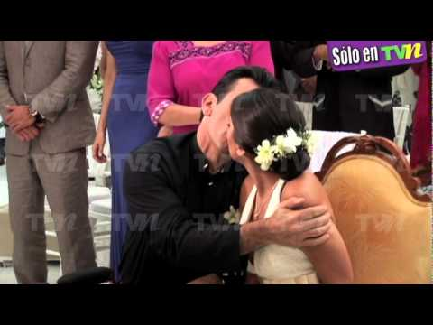 Detrs de cmaras de la boda de Ana Brenda y Jorge Salinas