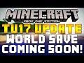 Minecraft (Xbox 360 & PS3) - TITLE UPDATE 17 WORLD TRANSFER UPDATE TU18 NEXT BIG UPDATE [NEWS]