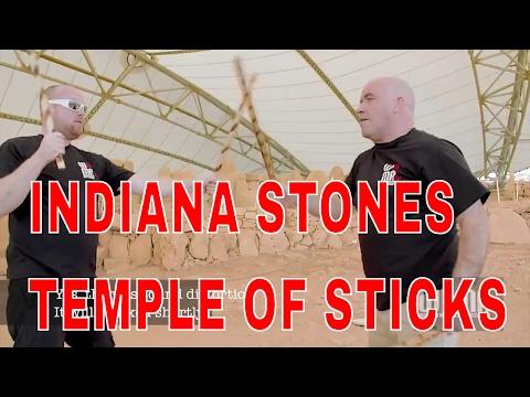 Indiana Stones Temple of Sticks ...