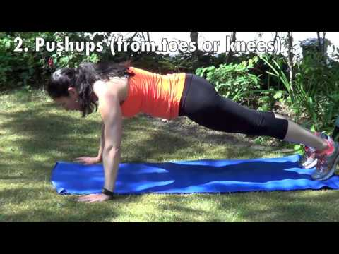 At-Home Beginner Strength Workout - Let