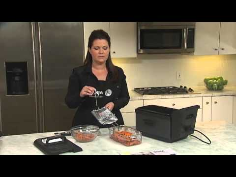 The Ninja Frying System: Cooking Sweet Potato Fries