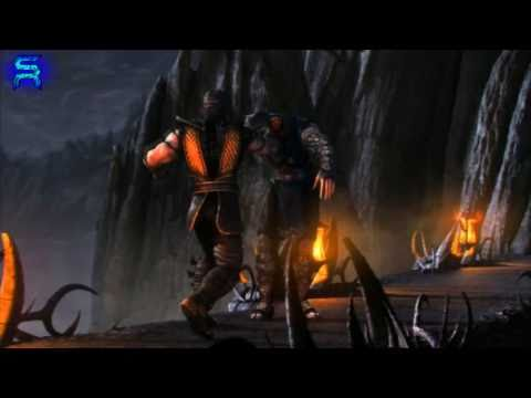 Mortal Kombat 9 - Cinematic Trailer [1080p HD]