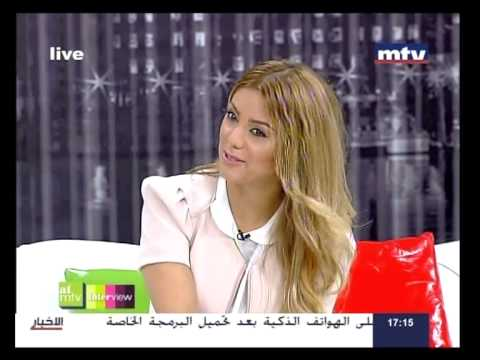 Dashni Morad - Live on MTV - july 5,2013