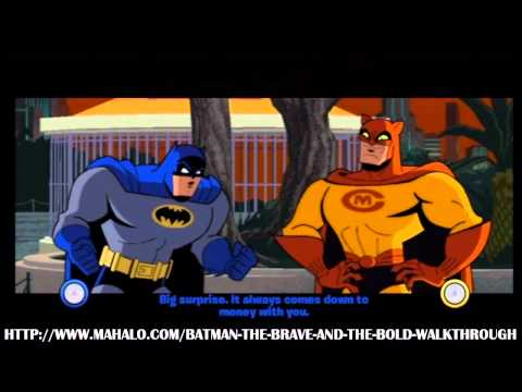 Batman The Brave And The Bold Cheats