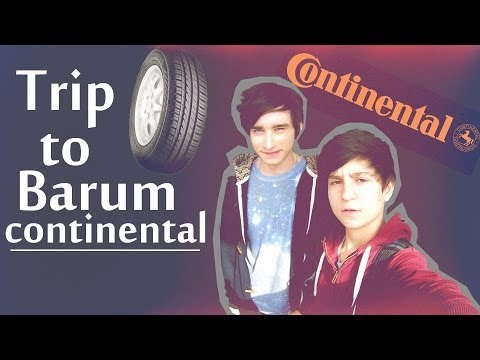 ●│Trip to Barum continental │●