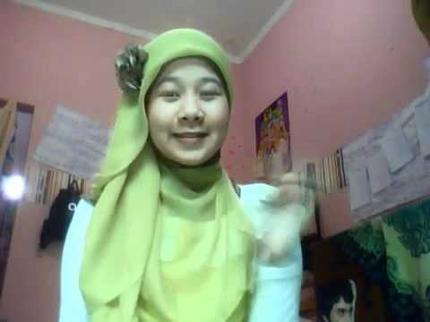 Such! Hijab Tutorial Competition: Tutorial Paris by Nela Mulsifa