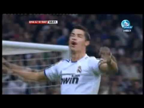 HQ Real Madrid vs Racing Santander 6 1 All Goals & Full Highlights 2010 Real Madrid 6 1 Racing