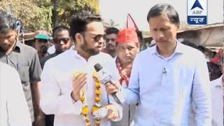Ground Zero with Dibang from Mumbai's North-Central constituency - ABPNEWSTV