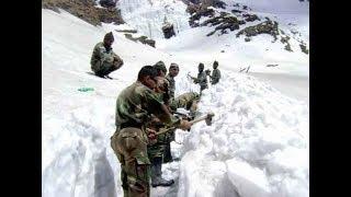 आतंक का 'सफ़ेद कब्रिस्तान: जन्नत में बर्फीला तूफान तो आफत में आतंकियों की जान - ITVNEWSINDIA