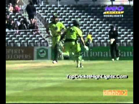 Shahid Afridi Fastest 50 Off 19 Balls Pakistan Vs New Zealand 29 January 2011