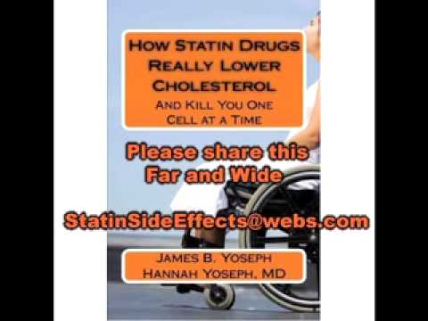 How Statin Drugs REALLY Lower Cholesterol (And Kill You One Cell at a Time) -19uxXqWF8h4