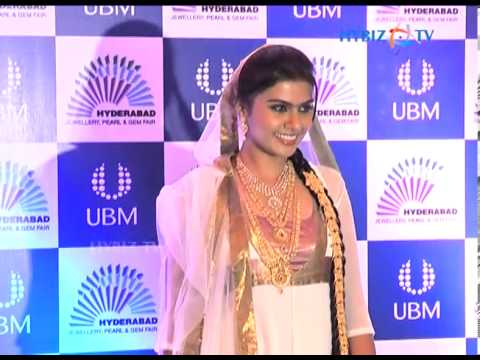 Hyderabad Jewelry, Pearls and Gem fair is going to be organized by UBM