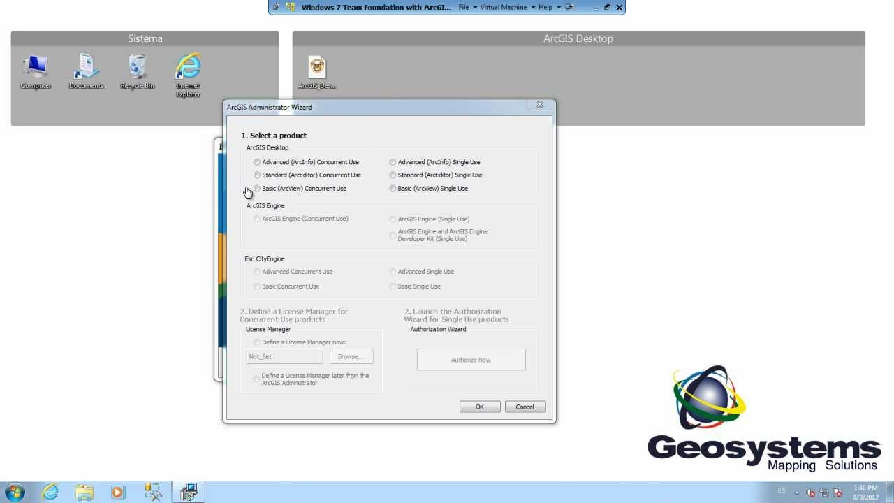 arcgis 10.1 license manager download