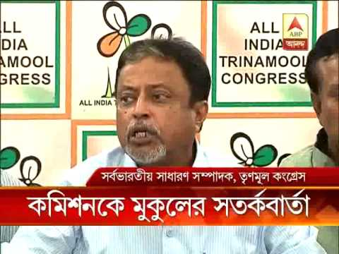 Panchayat poll standoff: TMC leader Mukul Roy virtually threatens Election Commission