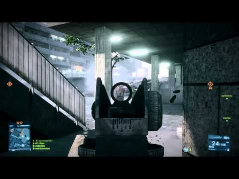 Battlefield 3 Multiplayer Gameplay and Commentary PC HD | First Impression | Grand Bazaar Rush