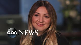 Julia Michaels, from Bieber's songwriter to breakout star - ABCNEWS