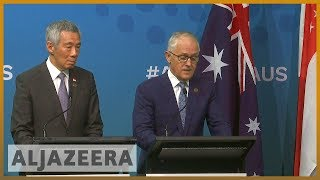 🌏 ASEAN summit: Korean tensions, S China Sea militarisation | Al Jazeera English - ALJAZEERAENGLISH