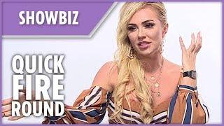 Big Brother's Aisleyne Horgan Wallace's quick fire interview - THESUNNEWSPAPER