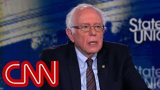Trump ad saying Dems complicit in murder is sad, Sanders says - CNN