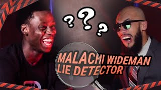 Malachi Wideman Is A LIAR! Talks Dunking In Front Of LEBRON & Choosing Basketball And Football 😱