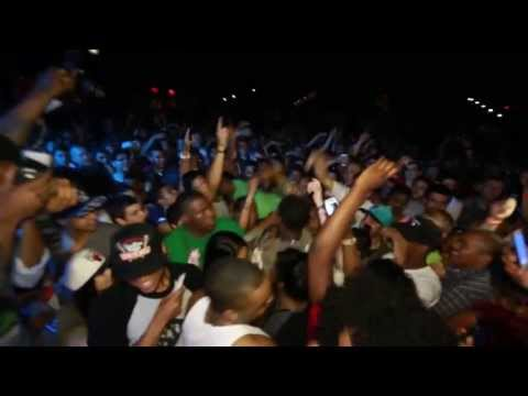 "XXL Freshmen 2013 ""BTS Of NYC Freshmen Show"" Video"