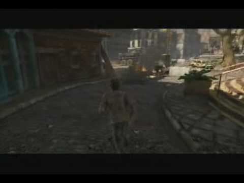 Uncharted 2 Grenade Gravity Glitch ###Mapmonkeys Presents###