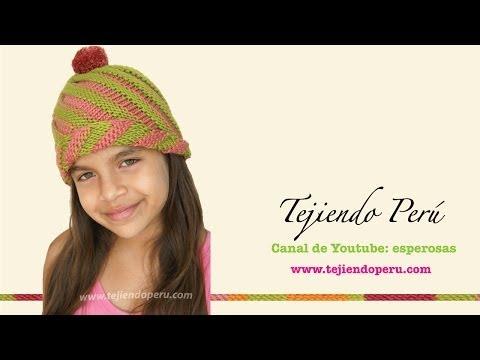 Utilisima gorros tejidos a dos agujas - Imagui