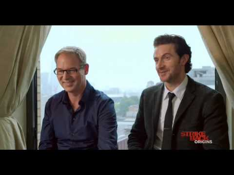 Strike Back: Origins - Cinemax interviews Richard Armitage