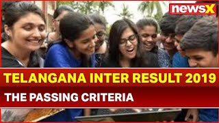 Telangana Inter Result 2019 to be Declared today: Here's the Passing Criteria - NEWSXLIVE