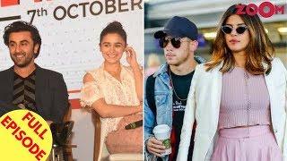 Ranbir, Alia To Marry Soon? | Nick Jonas & Priyanka Chopra's Love Story Takes A New Twist & More - ZOOMDEKHO