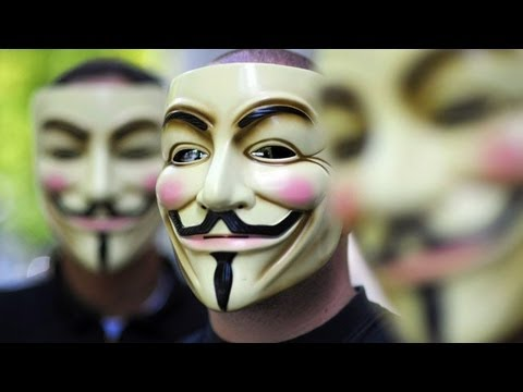 FBI Raids Hacktivist - Anonymous No More