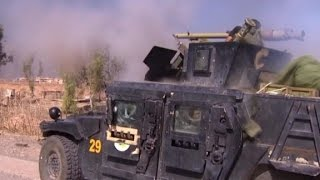Mosul: Most intense day of fighting since offensive began - CNN