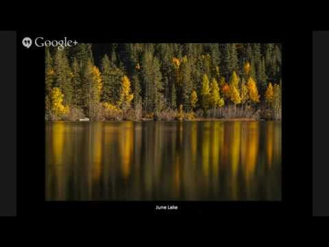 Landscape Photography Show Episode 22 Fall and Winter Photography