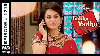 Balika Vadhu : Episode 1712 - 23rd October 2014