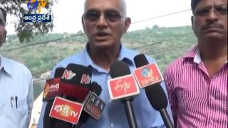 Experts Commitee Visited Srisailam Project - ETV2INDIA